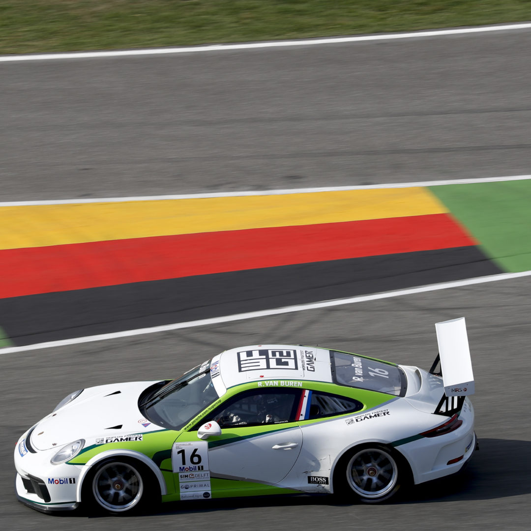 RVB Makes Porsche Supercup debut in Hockenheim