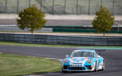 Rudy van Buren scores two wins on Lausitzring as main challenge approaches